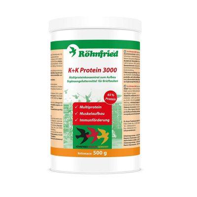 K+K Protein 3000